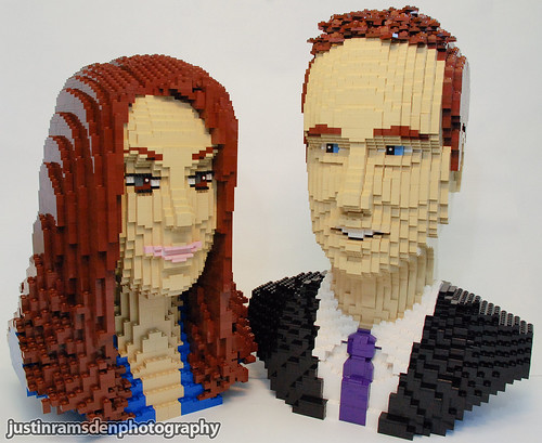 LEGO Wills & Kate (Best Wishes) | by Justin Ramsden