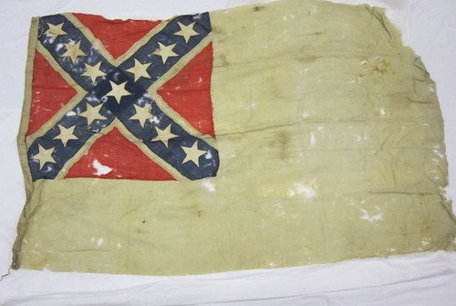 2011-95-1 Confederate Second National Flag