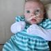 Scarlette :: 5 Months | Blue Eyes