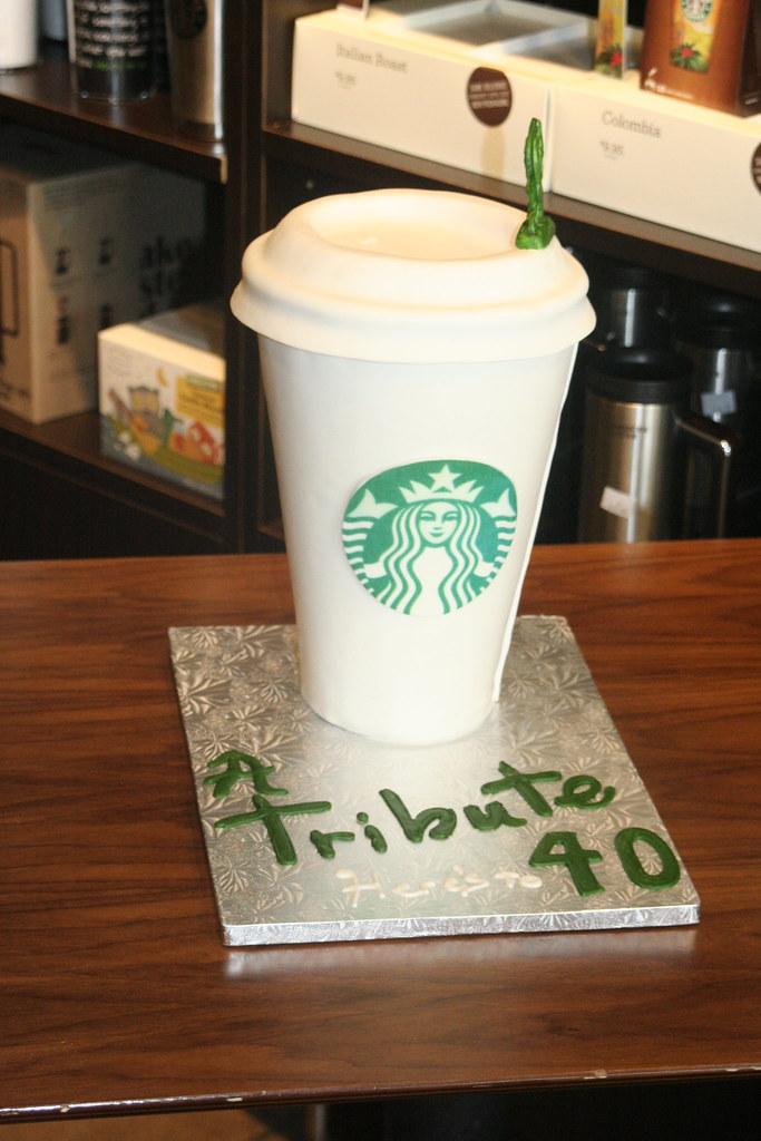 Free Birthday Starbucks ~ Happy birthday starbucks to sta flickr