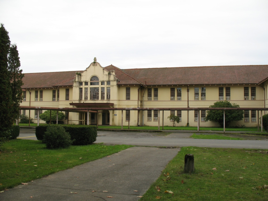 Northern state hospital in sedro woolley is a sprawling c for Washington state approved house plans