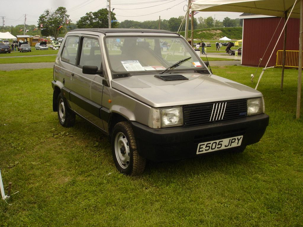 How To Get A Free Car >> Fiat Panda | Four wheel drive Italian fury! I think the ...