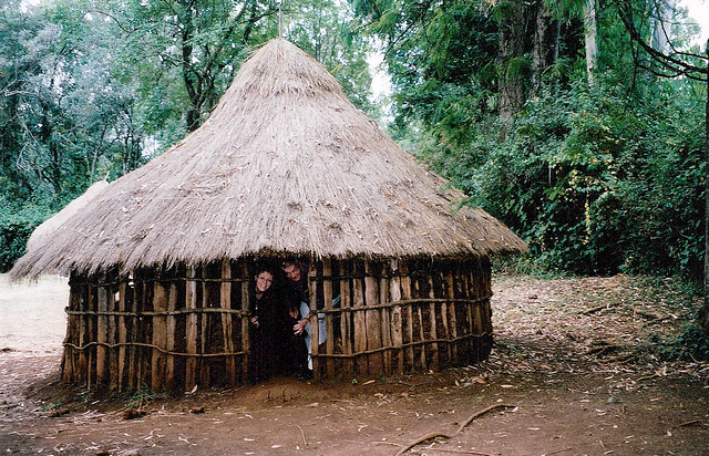 Bomas restoration village of traditional houses nairobi for Types of houses in kenya