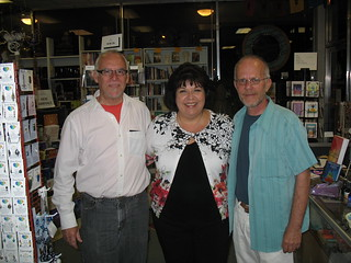 2011 - Shining Lotus owners and Margaret Ann Lembo | by ShiningLotusBooks