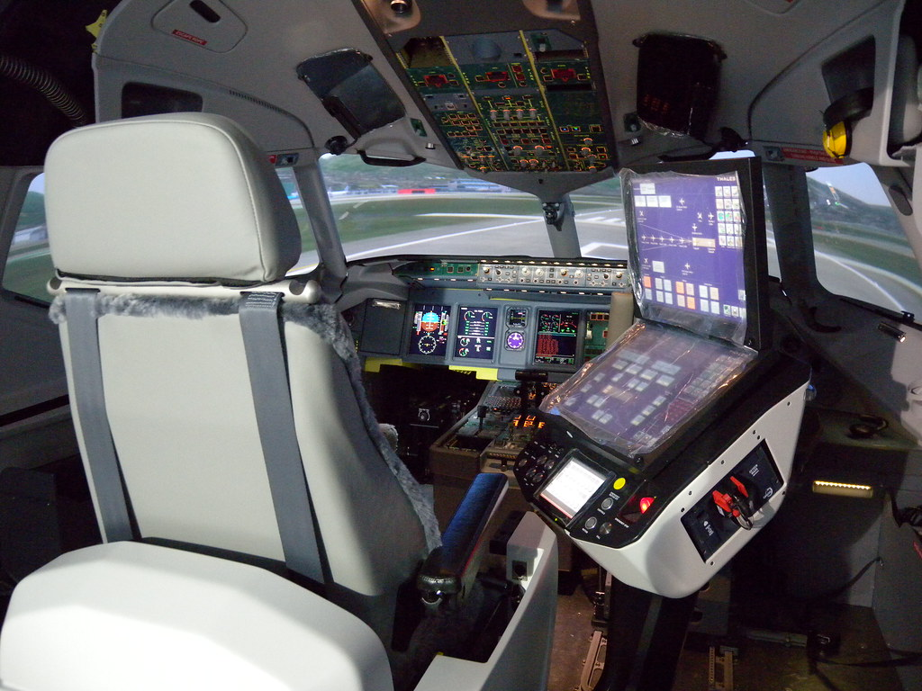 Full Flight Simulator The Full Flight Simulator Is