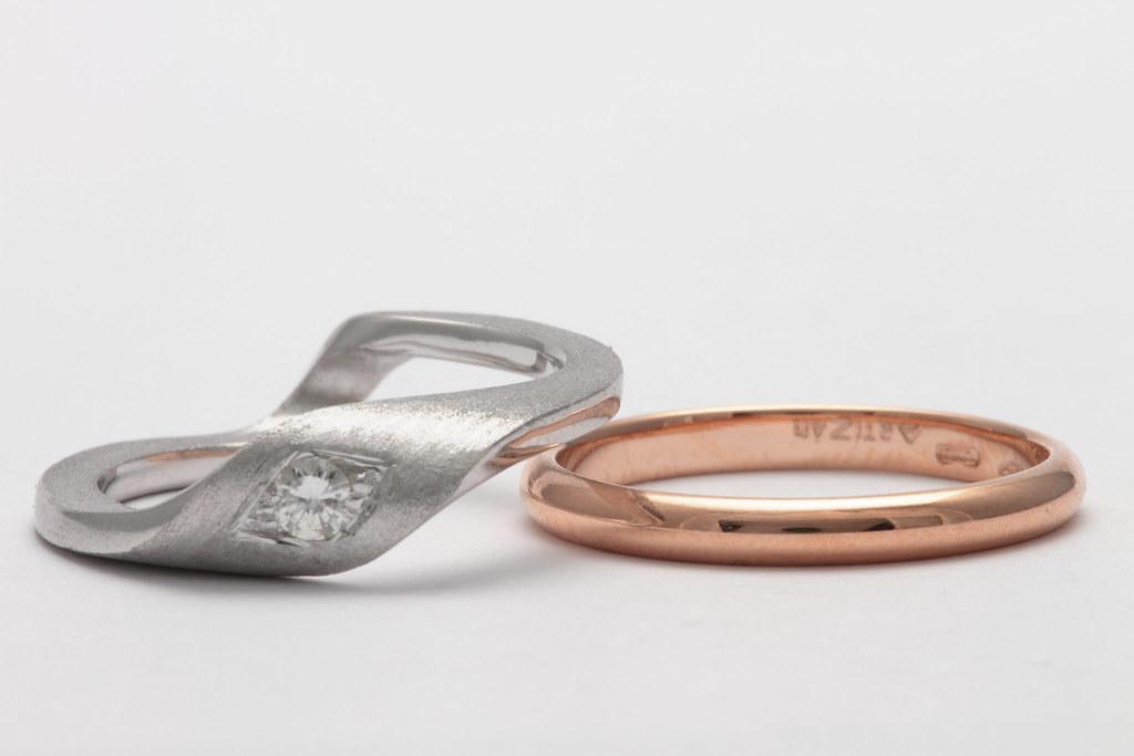 Ct White Gold Aquamarine Diamond Ring