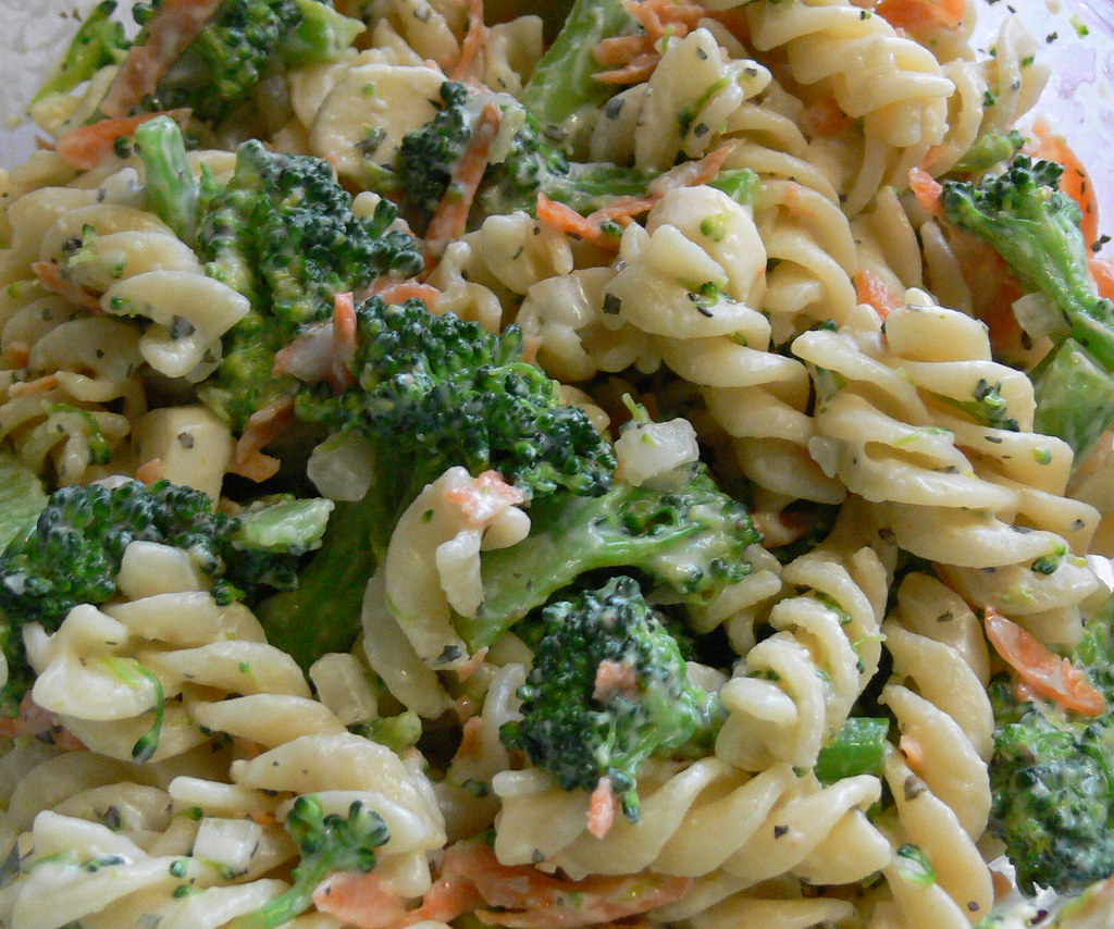 Chicken Broccoli And Bow Tie Pasta Recipe