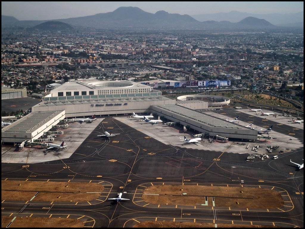 Mexico City Terminal  Restaurants