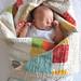 My baby & her quilt