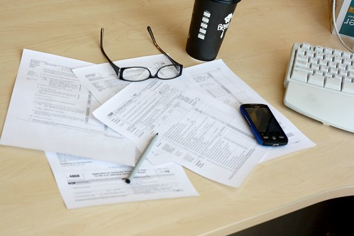 US Federal Tax Day | by MoneyBlogNewz