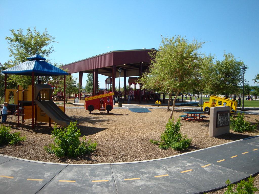 Chandler Tumbleweed Park
