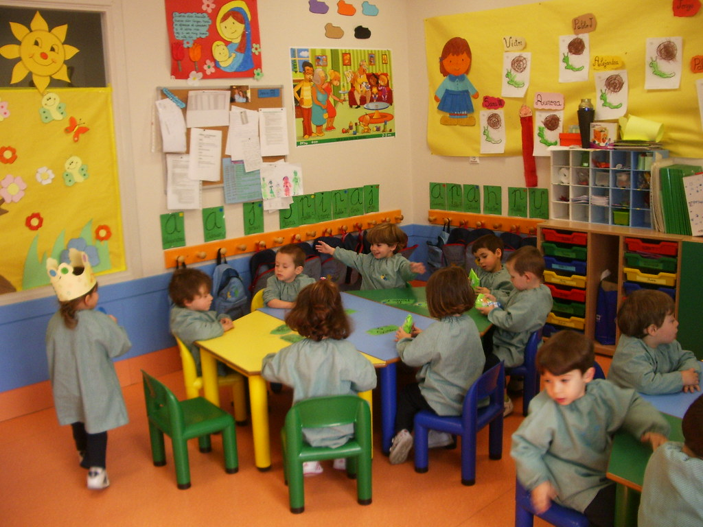 Cumplea os de alicia en la guarder a claudio lobos flickr for Actividades para jardin maternal sala de 2