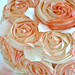 Shabby Chic Rose Cake- Close Up