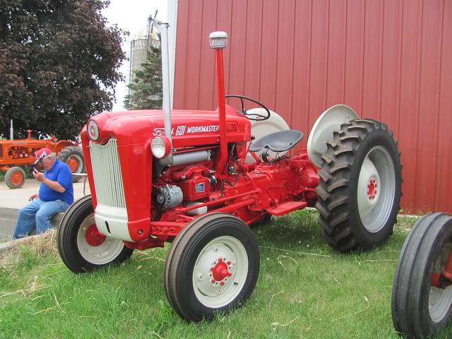 Ford 601 Workmaster Tractor : Ford workmaster flickr photo sharing