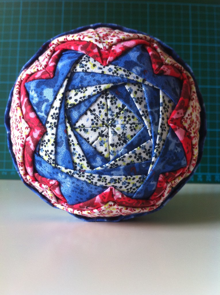 Quilted Christmas Ornaments | Wooi Kent Lee | Flickr