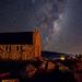 Night Sky of Lake Tekapo, New Zealand
