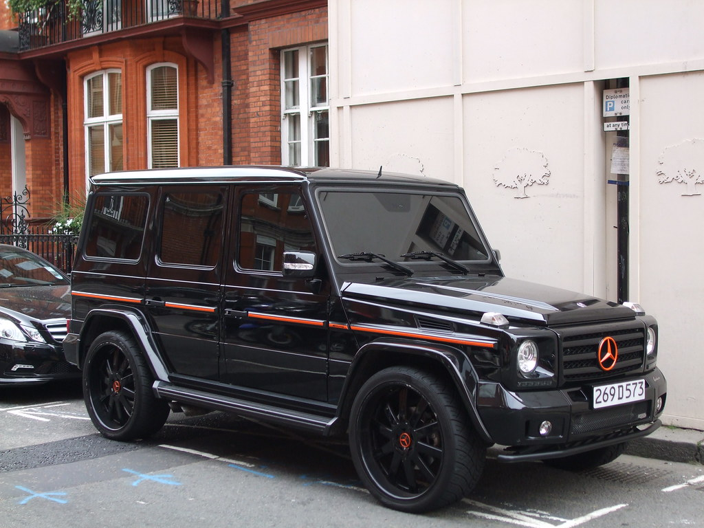 New Mercedes Benz >> Mercedes Benz G55 AMG Lorinser | I LOVE THIS. Bodykit by Lor… | Flickr