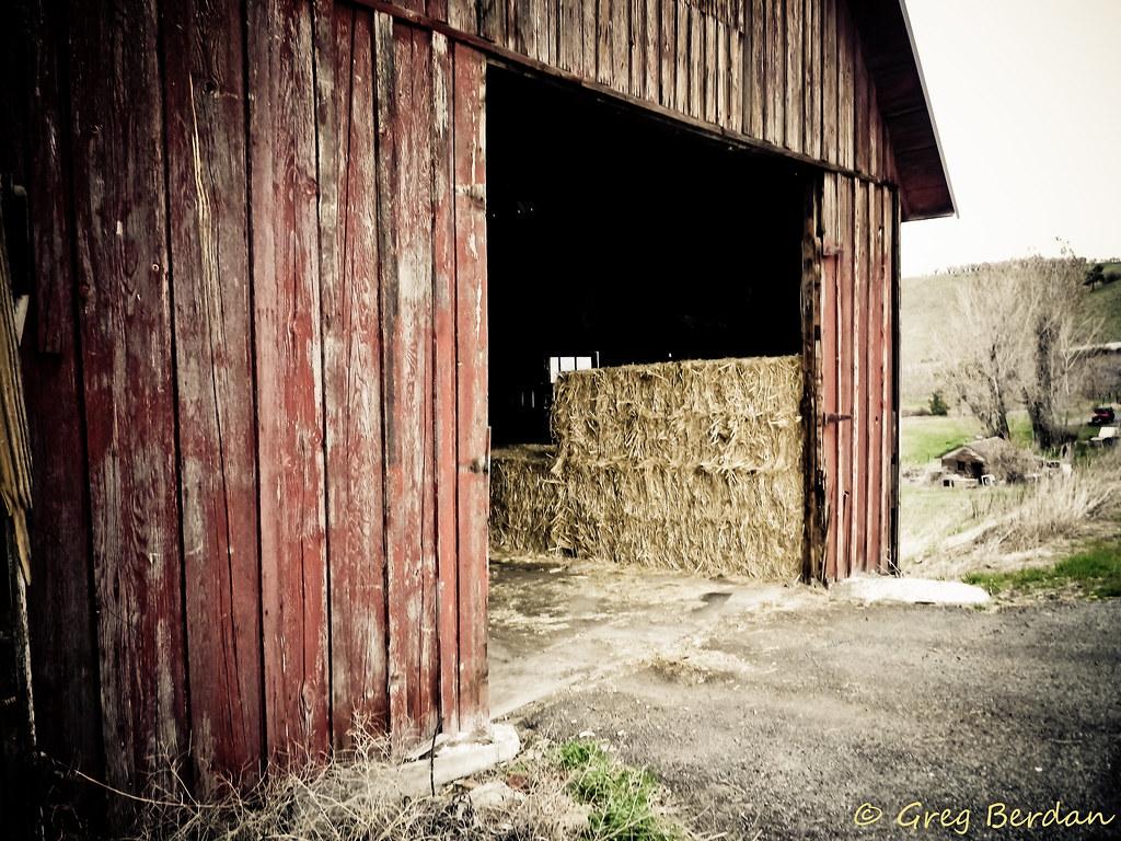 Open Barn Door barn door is open | greg berdan | flickr