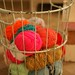 bright colors in the basket