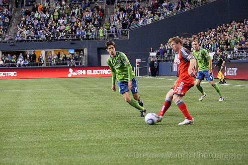Seattle  Sounders FC v Toronto FC 4/30/2011 | by GregoryMauch
