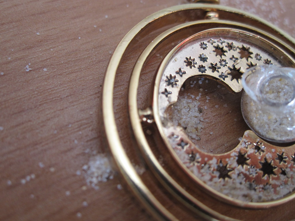 Time Turner Wallpaper Broken Time Turner 1 | Flickr