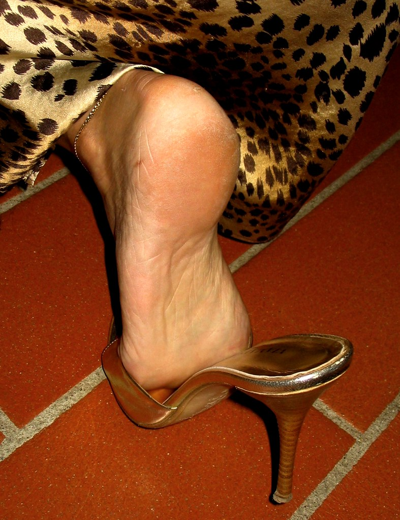 Sexy heels mules dangling full hd preview of my website 6