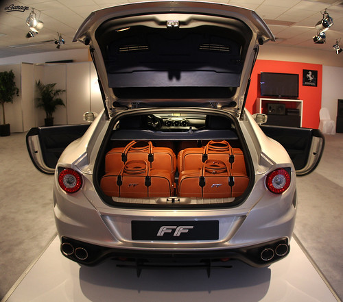 ferrari ff luggage photo by nicolas jimenez for www. Black Bedroom Furniture Sets. Home Design Ideas