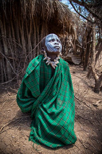mursi tribe child | by anthony pappone photography
