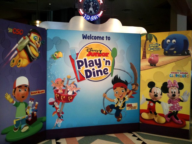 Welcome To Disney Junior Play 39 N Dine Flickr Photo