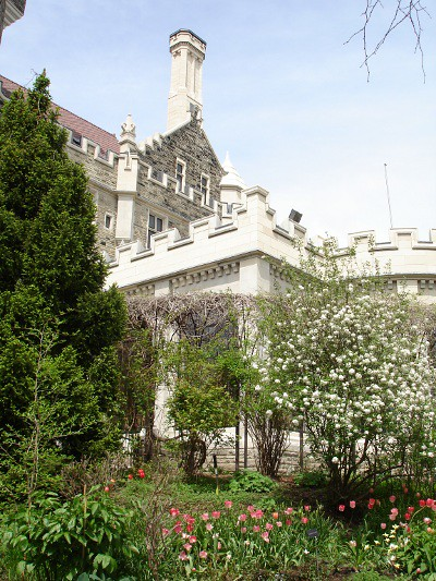 Casa loma castle casa loma castle in toronto ontario for Casa loma mansion toronto