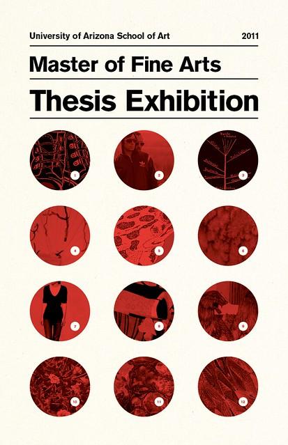nyu mfa thesis exhibition 2011