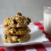 Chewy Vegan Oatmeal Raisin Cookies