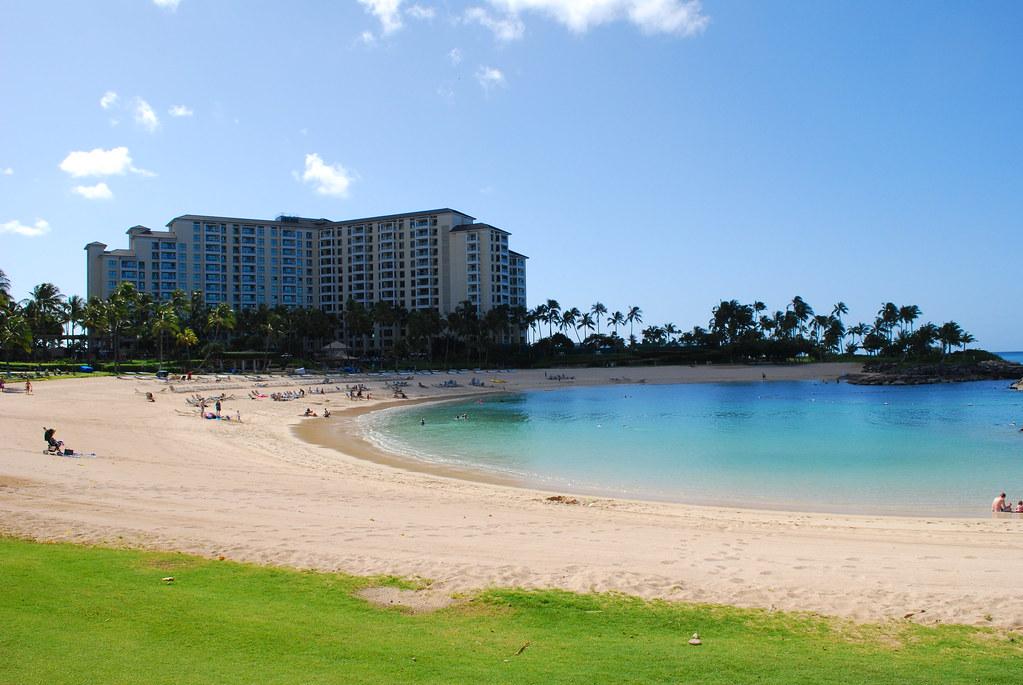 Ko Olina Beach Club To Lds Honolulu Temple