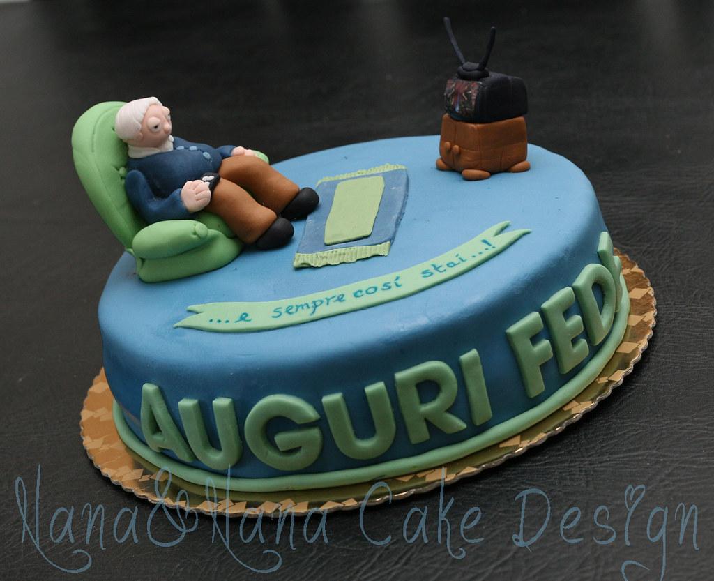 Cake Decoration Old Man : old man cake Nadia, Eleonora Di Simine Flickr