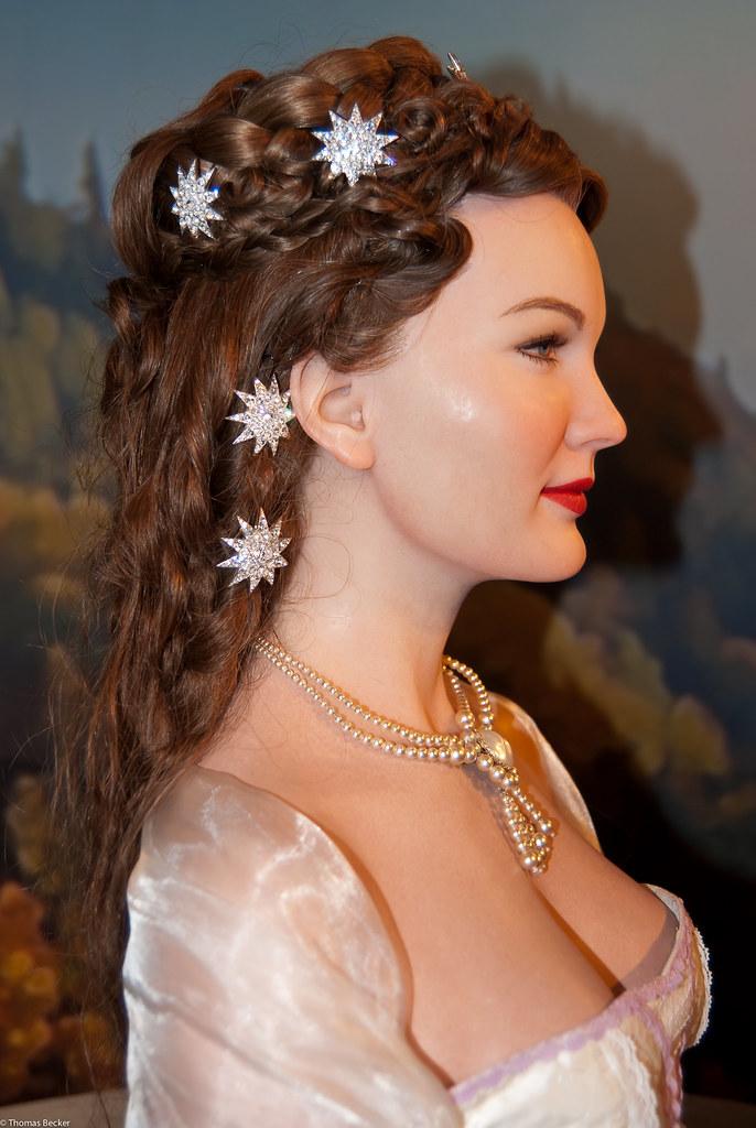 Romy Schneider Sissi Haare