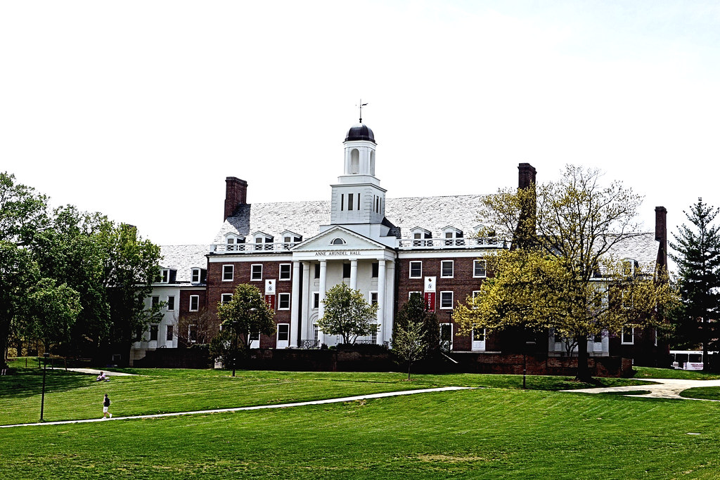 ANNE ARUNDEL HALL in University of Maryland