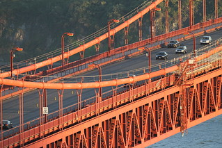 Golden Gate Bridge with 500mm | by Cameralabs