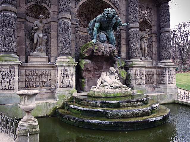 Fontaine medicis jardin du luxembourg flickr photo sharing - Fontaine jardin du luxembourg ...