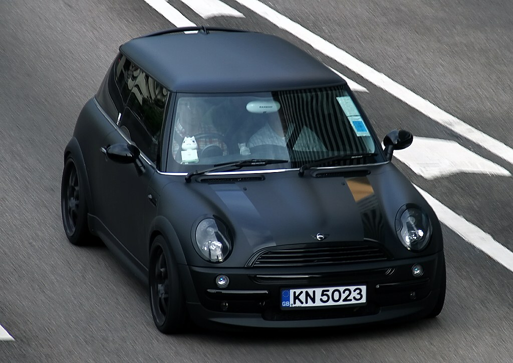 mini cooper s kn 5023 admiralty hong kong chin flickr. Black Bedroom Furniture Sets. Home Design Ideas