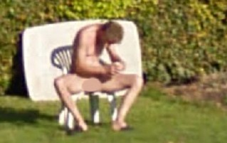 Naked Denmark Man Captured By Google's Cameras [pics] | by methodshop.com