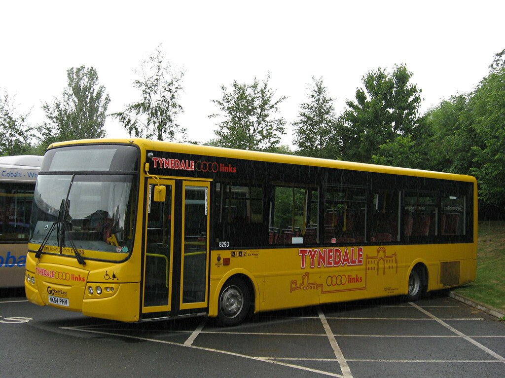 Go North East 8293 (NK54PHV) - 19-06-11 | Plaxton 'Concept 2… | Flickr