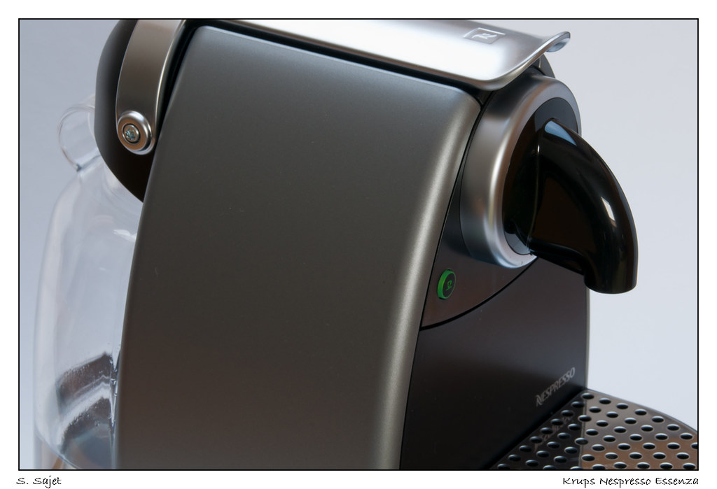 Krups Nespresso Essenza | KRUPS ESSENZA AUTOMATIC NESPRESSO … | Flickr