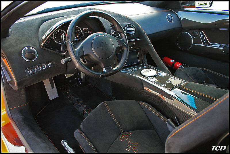 Interior Lamborghini Murcielago LP670-4 SV | Top Car ...