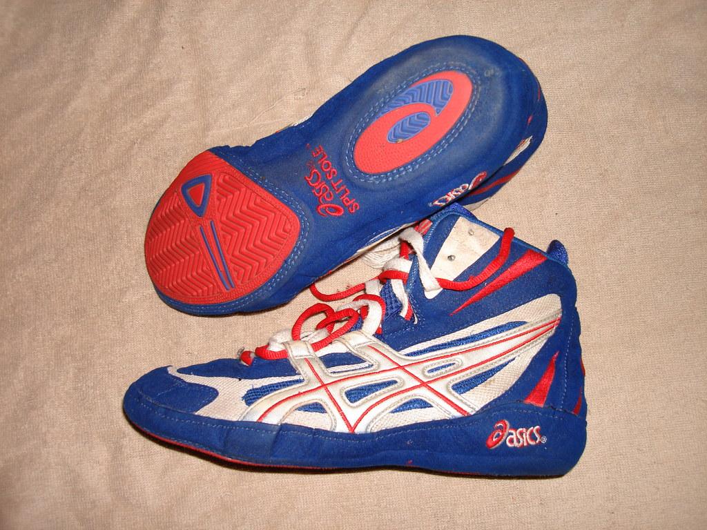 Dan Gable Old School Wrestling Shoes For Sale