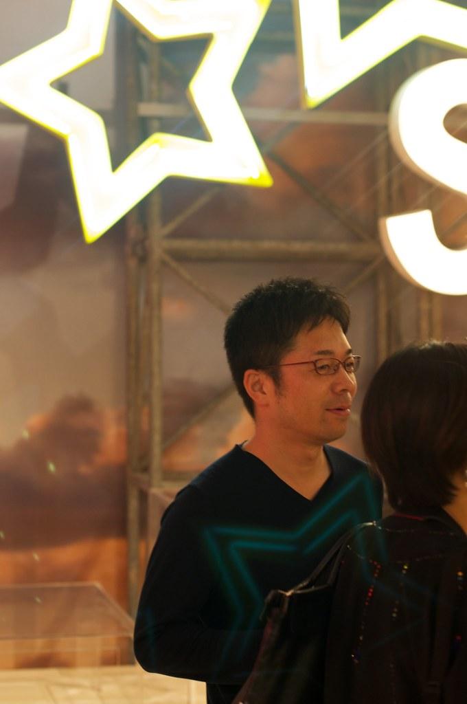 Tokujin yoshioka kartellpeople flickr for Tokujin yoshioka