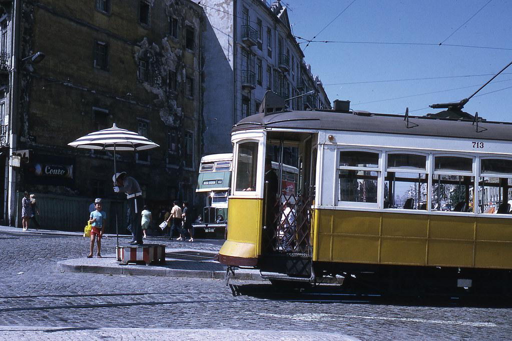 Rua da Palma, cruzamento da Rua de S. Lázaro (