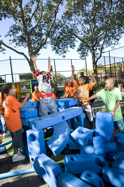 how to clean imagination playground