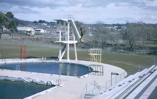 orange aquatic centre swimming pool nsw australia 1959 flickr photo sharing