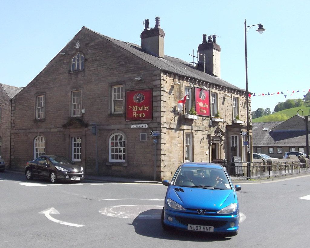 Quot Whalley Arms Quot Pub 60 King Street Whalley Lancashire B