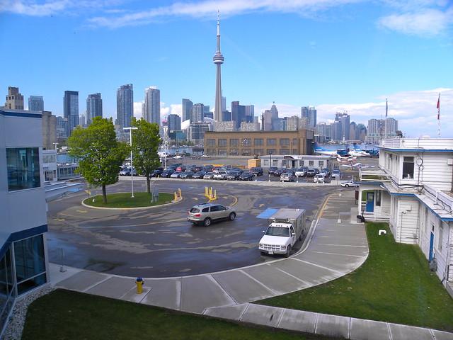 Enterprise Car Rental Toronto Island Airport